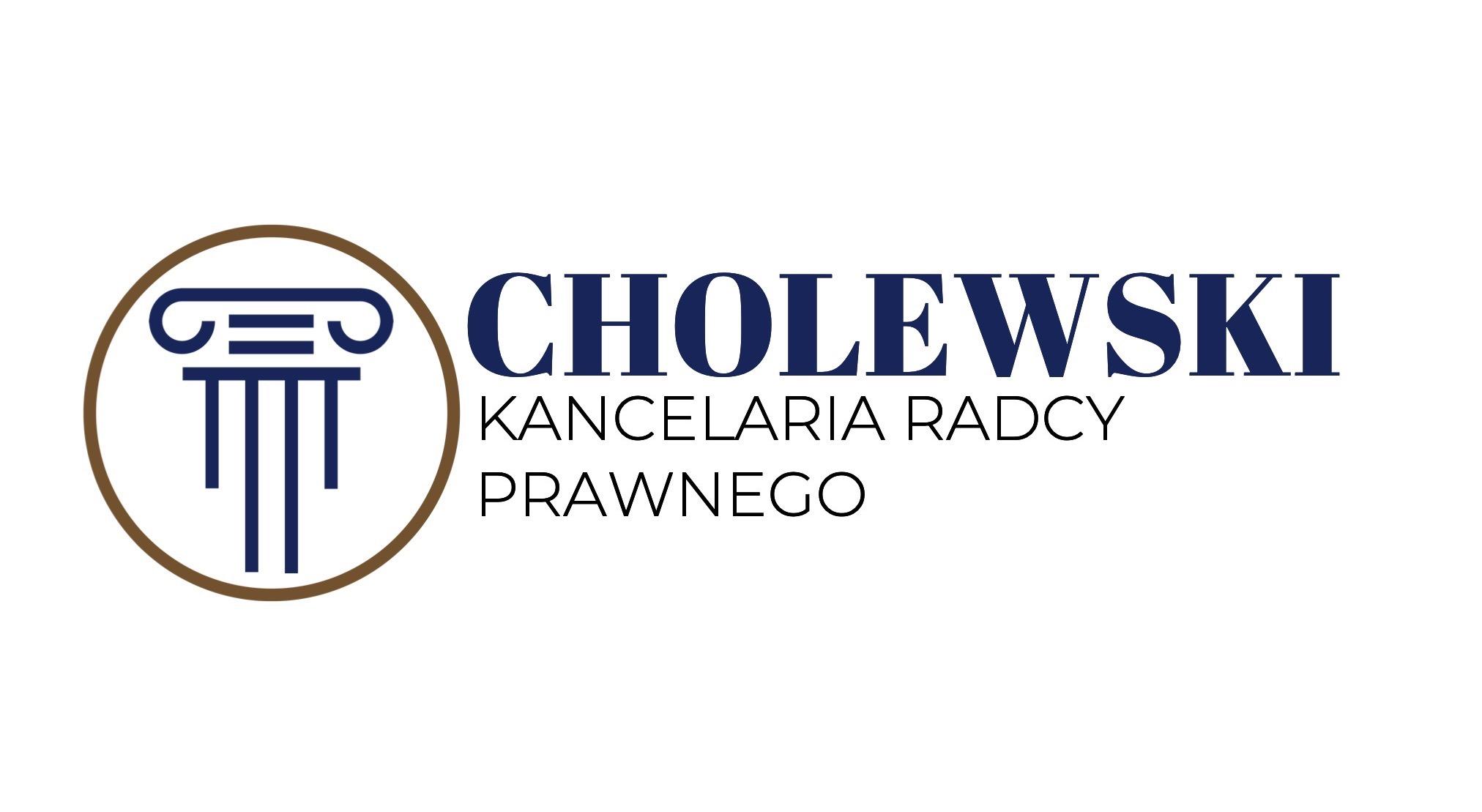 Kancelaria Radcy Prawnego Łukasz Cholewski